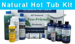 Natural Hot Tub Kit